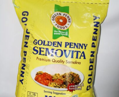 Golden penny semovita 10kg