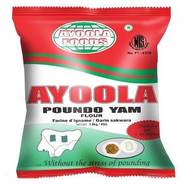 Poundo Yam