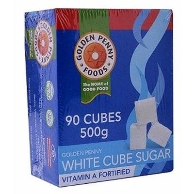 oja.ng golden penny white cube sugar