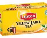 oja.ng lipton yellow label tea