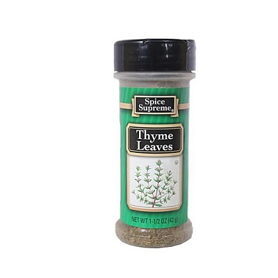 oja.ng thyme leaves