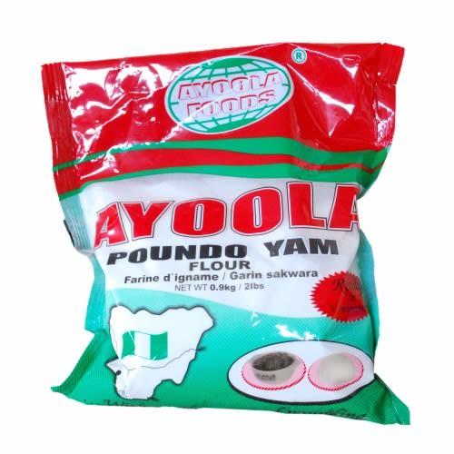 Ayoola Poundo Yam Flour 0 9kg 6807504 1